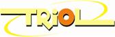 Логотип Triol, Россия. Продажа серебряных украшений Triol, Россия оптом и в розницу
