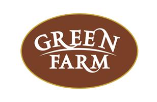 Логотип Green Farm, Россия. Продажа серебряных украшений Green Farm, Россия оптом и в розницу