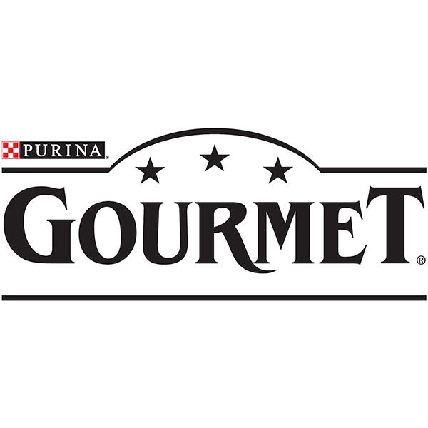 Логотип Gourmet Purina. Продажа серебряных украшений Gourmet Purina оптом и в розницу