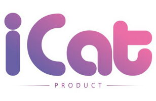 Логотип Icat, Китай/Греция. Продажа серебряных украшений Icat, Китай/Греция оптом и в розницу