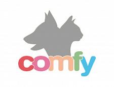 Логотип Comfy, Польша. Продажа серебряных украшений Comfy, Польша оптом и в розницу