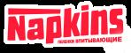 Логотип Napkins, Россия. Продажа серебряных украшений Napkins, Россия оптом и в розницу