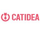 Логотип Catidea, Сша. Продажа серебряных украшений Catidea, Сша оптом и в розницу