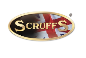 Логотип Scruffs, Великобритания. Продажа серебряных украшений Scruffs, Великобритания оптом и в розницу