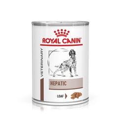 Консервы Роял Канин VET Hepatic Диета для собак при заболеваниях печени 12*400 г, Royal Canin