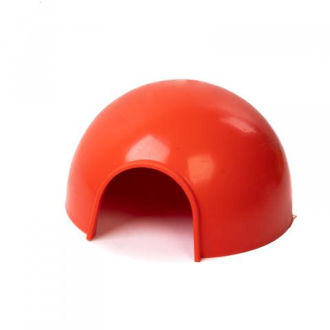 Вольтрега Домик-Иглу для хомяков 12*8,5 см, в ассортименте, Voltrega