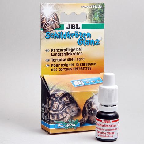 JBL Препарат Tortoise Shine для ухода за панцирем черепах, 10 мл