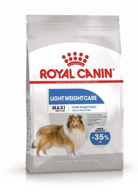 Корм Роял Канин Maxi Light Weight Care сухой для взрослых собак крупных пород предрасположенных к полноте, кастирированных/стерилизованных, в возрасте от 15 месяцев, 10 кг, Royal Canin