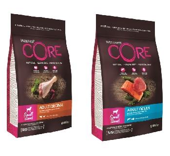 Веллнесс Корм Core для взрослых собак мелких пород, в ассортименте, 5 кг, Wellness