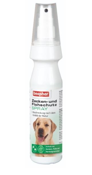 Беафар Спрей Spot On Spray (Zecken-und Flohschutz) от блох и клещей для собак и кошек, в ассортименте, Beaphar
