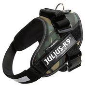 Джулиус К9 Шлейка для собак IDC-Powerharness камуфляж, в ассортименте, JULIUS-K9