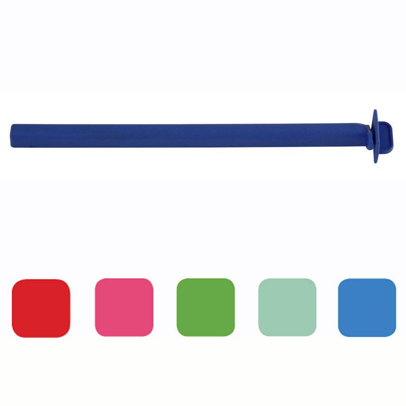 Триол Пластиковая жердочка для птиц 20*2,2 см цвета в ассортименте, Triol