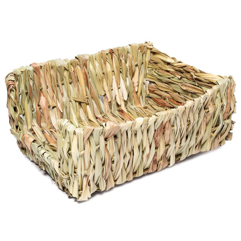 Триол Лежанка Natural Комфорт из луговых трав для мелких животных, 25*20*10 см, Triol