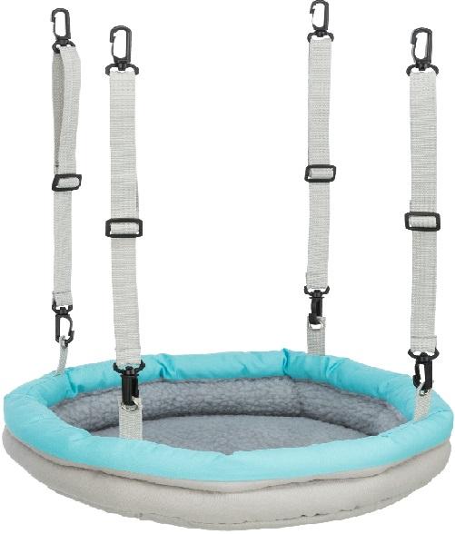 Трикси Подвесной лежак-гнездо для грызунов и хорьков, 30*8*25 см, в ассортименте, Trixie