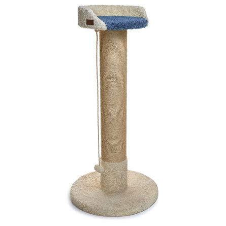 Сайвал Комплекс-когтеточка Kiruna MEGA для кошек 62*130 см в ассортименте, ковролин/сизаль, Saival