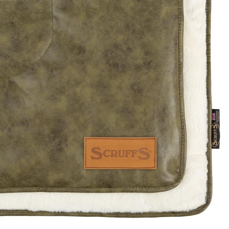 Скрафс Одеяло для животных Knightsbridge экокожа 110*72,5 см, в ассортименте, Scruffs