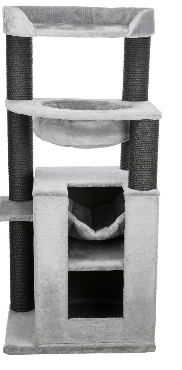 Трикси Комплекс для крупных кошек Leandro XXL, 63*50*163 см, светло-серый, Trixie