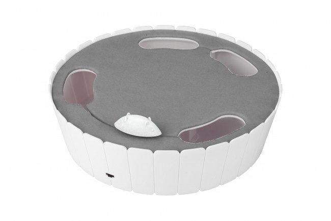 Эби Игрушка для кошек интерактивная Приключение под прикрытием 26,5*7 см, Europet Bernina International