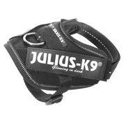 Джулиус К9 Шлейка для собак IDC-Powerharness черная, в ассортименте, JULIUS-K9