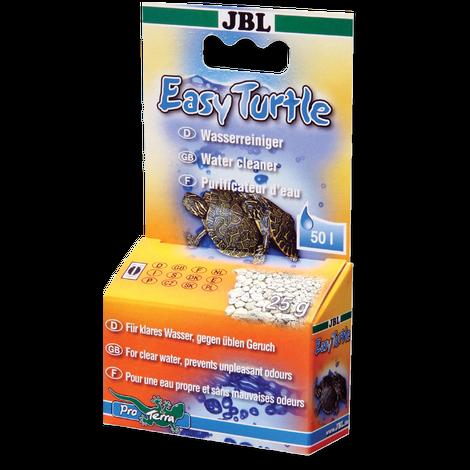 JBL Минеральные гранулы EasyTurtle для устранения неприятного запаха, 25г на 50л