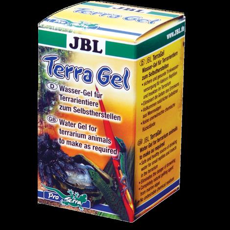 JBL Водный гель TerraGel для террариумных животных, 30 г