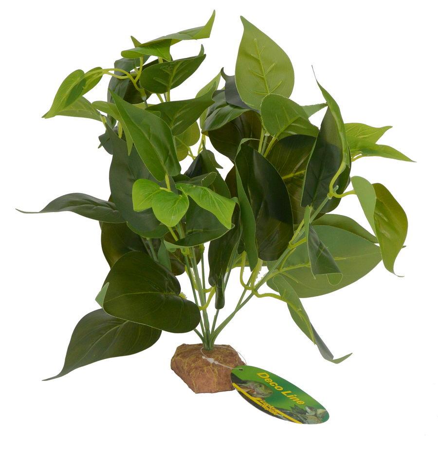 Лаки Рептайл Декоративное растение Golden Potho для террариумов, 30 см, Lucky Reptile