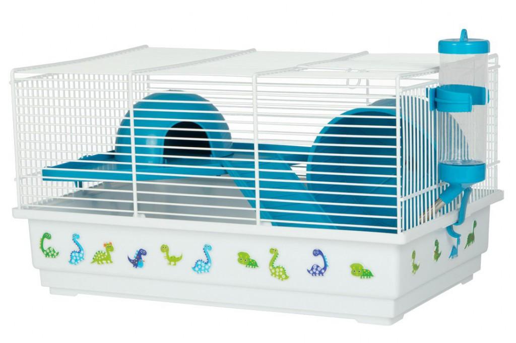 Вольтрега Клетка для мелких грызунов 39*22*25,5 см, в ассортименте, Voltrega