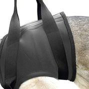 Джулиус К9 Шлейка поддерживающая для собак - БЕДРА (для задних лап), неопрен, черный, в ассортименте, JULIUS-K9