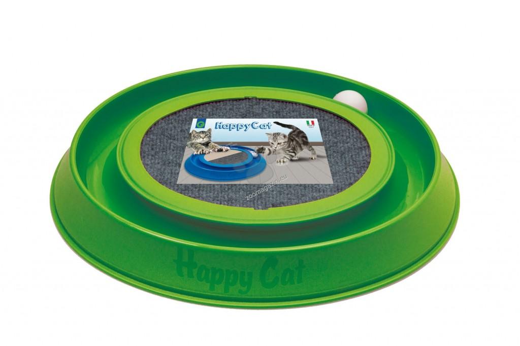 Георпласт Когтеточка-игрушка HappyCat, 41*38*5 см, в ассортименте, Georplast