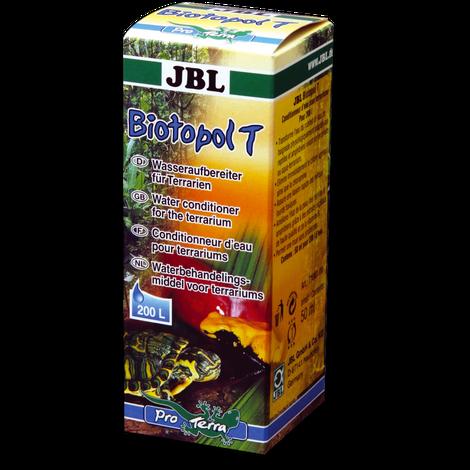 JBL Кондиционер для террариумов Biotopol T, 50 мл