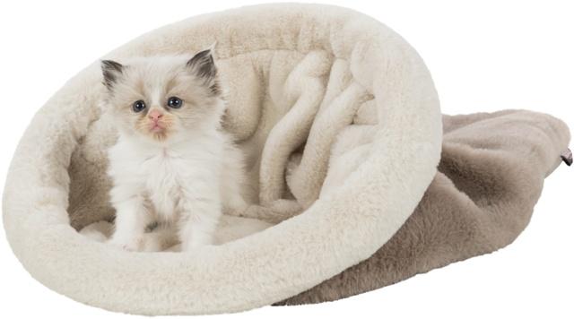 Трикси Лежак-тоннель Amira для кошек и собак, в ассортименте, Trixie
