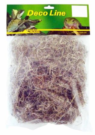 Лаки Рептайл Мох испанский для террариума Spanish Moss 50 г Lucky Reptile
