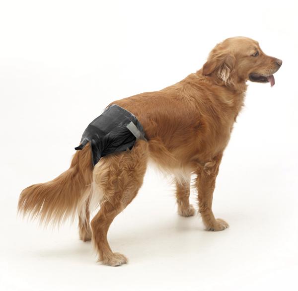 Савик Защитные штанишки (трусы гигиенические) Doggli для собак, размер 5, объём талии 58-70 см, вес собаки более 40 кг, Savic