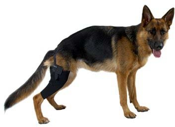 Круз Протектор на левое колено Rehab, в ассортименте, Kruuse