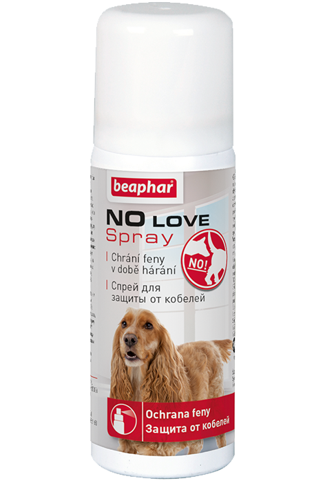 Беафар Спрей для собак No love для защиты от кобелей, 150 мл, Beaphar