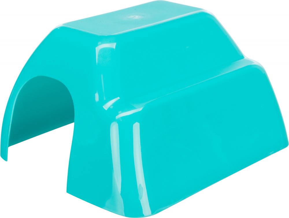 Трикси Домик для грызунов пластиковый, в ассортименте, Trixie