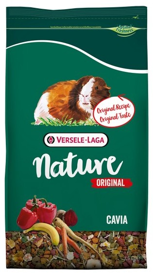 Верселе Лага Корм Nature Original Cavia для морских свинок, в ассортименте, Versele-Laga