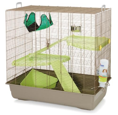 Савик Клетка для грызунов Freddy 2 Max в комплектации, 80*50*80 см, Savic