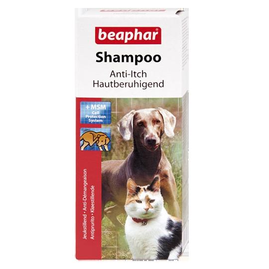 Беафар Шампунь для кошек и собак против зуда, 200 мл , Beaphar