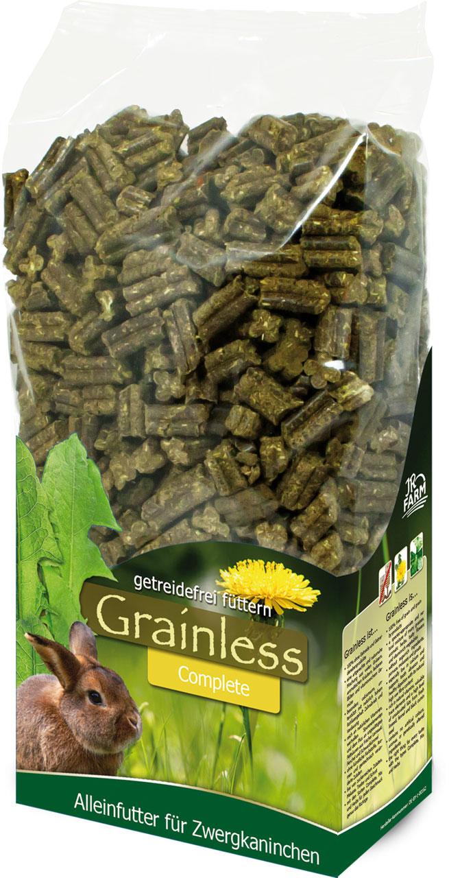 JR Farm Корм для кроликов Grainless беззерновые пеллеты, в ассортименте