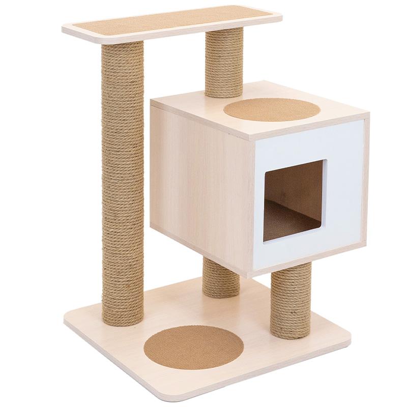 Триол Игровая площадка для кошек Студия 52*58*78 см Triol