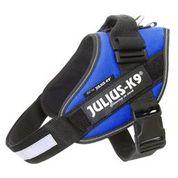 Джулиус К9 Шлейка для собак IDC-Powerharness синяя, в ассортименте, JULIUS-K9
