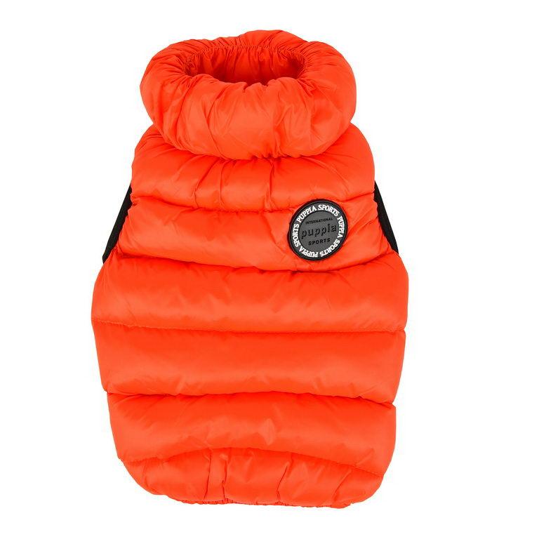 Паппи Жилет сверхлегкий Vest B, в ассортименте, оранжевый, Puppia
