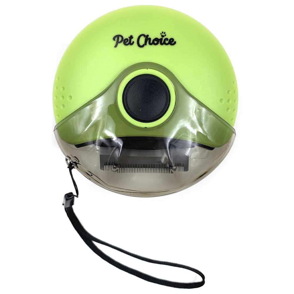 ПетЧойс Вращающийся 3в1 груминг-аксессуар для собак и кошек, Pet Choice