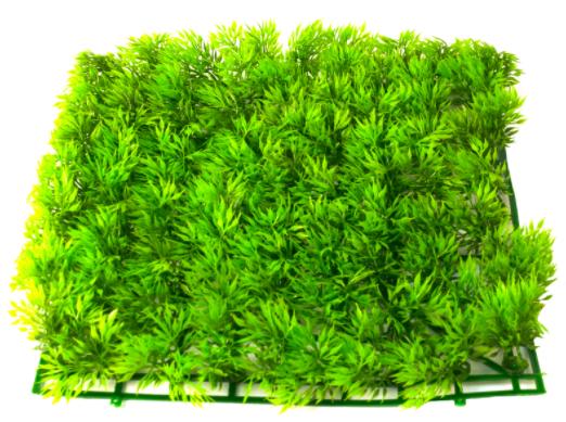 Лаки Рептайл Декоративное растение Flora Mat для террариумов, 26,5*26,5 см, Lucky Reptile