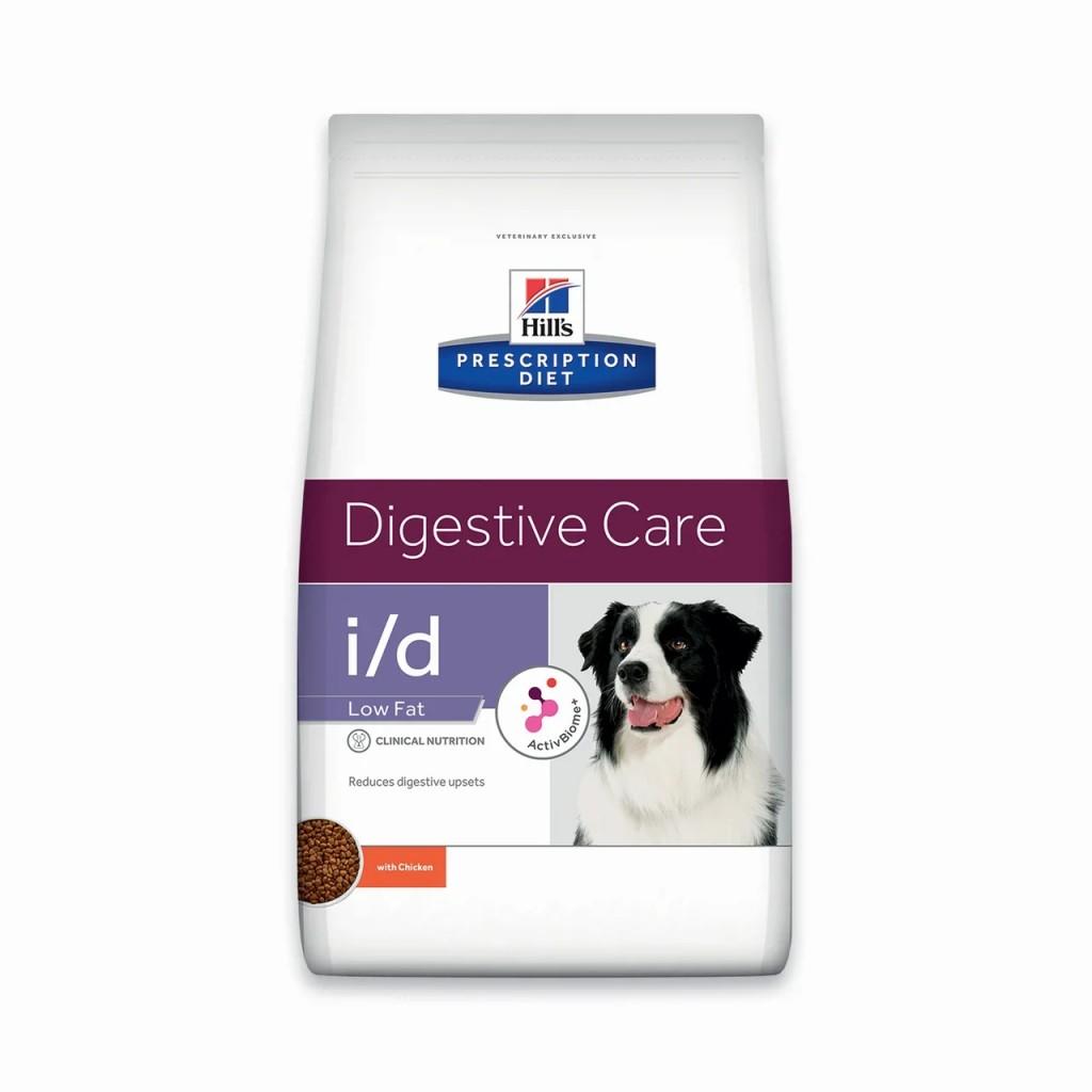 Корм Хиллс Prescription Diet i/d Low Fat низкокалорийный для собак при заболеваниях ЖКТ, в ассортименте, Hills