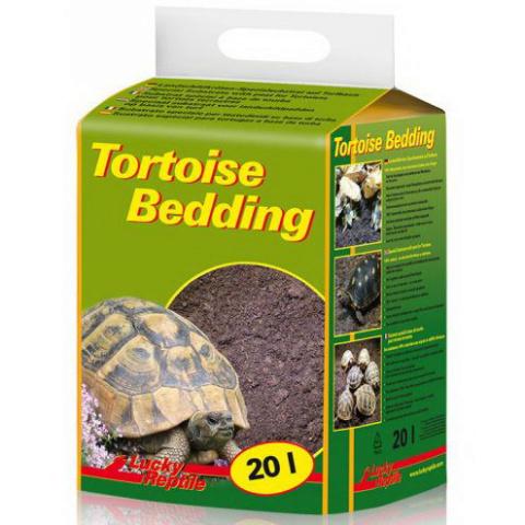 Лаки Рептил Субстрат Tortoise Bedding для сухопутных черепах, 20 л, Lucky Reptile