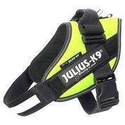 Джулиус К9 Шлейка для собак IDC-Powerharness зеленый неон, в ассортименте, JULIUS-K9