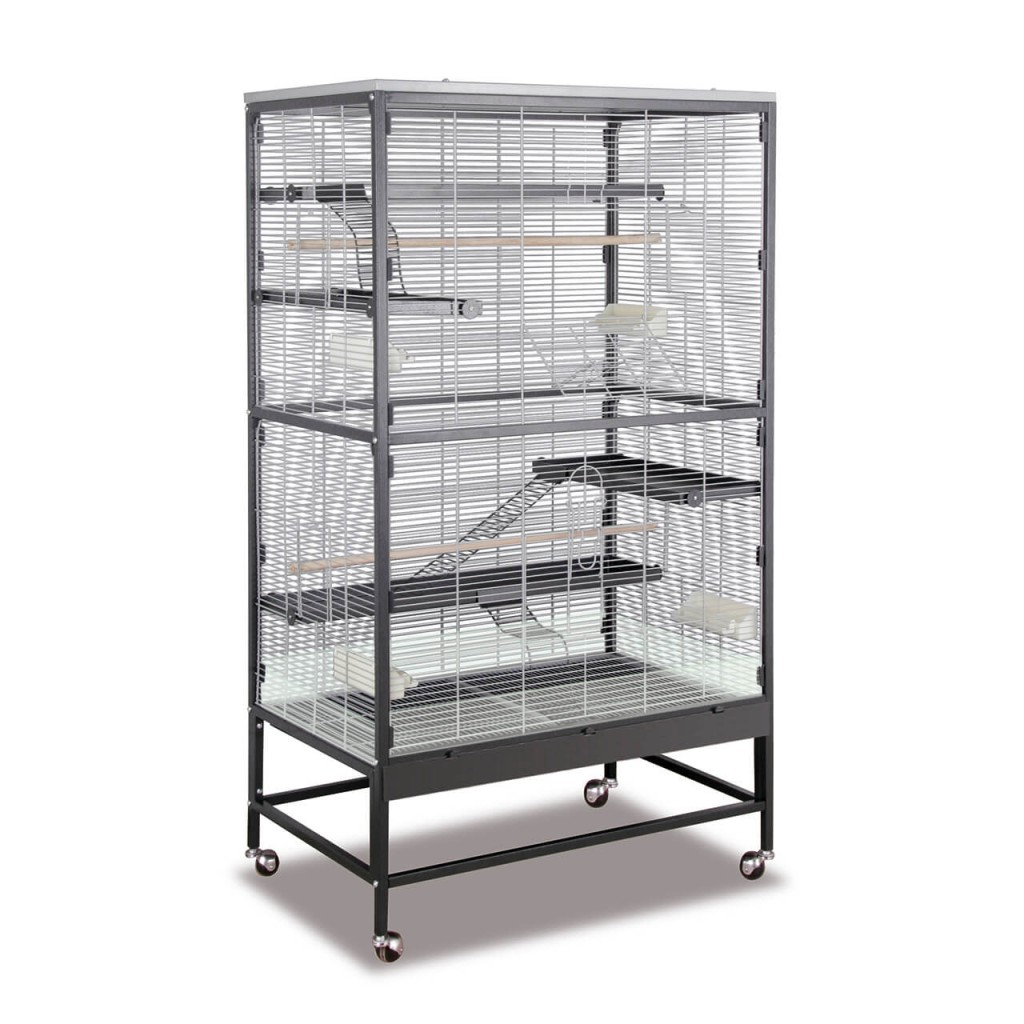 Монтана Клетка Sevilla II для грызунов и птиц, 91*60*160 см, в ассортименте, Montana