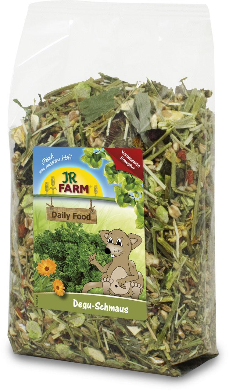 JR Farm Корм для дегу Classic feast Degus Adult, в ассортименте